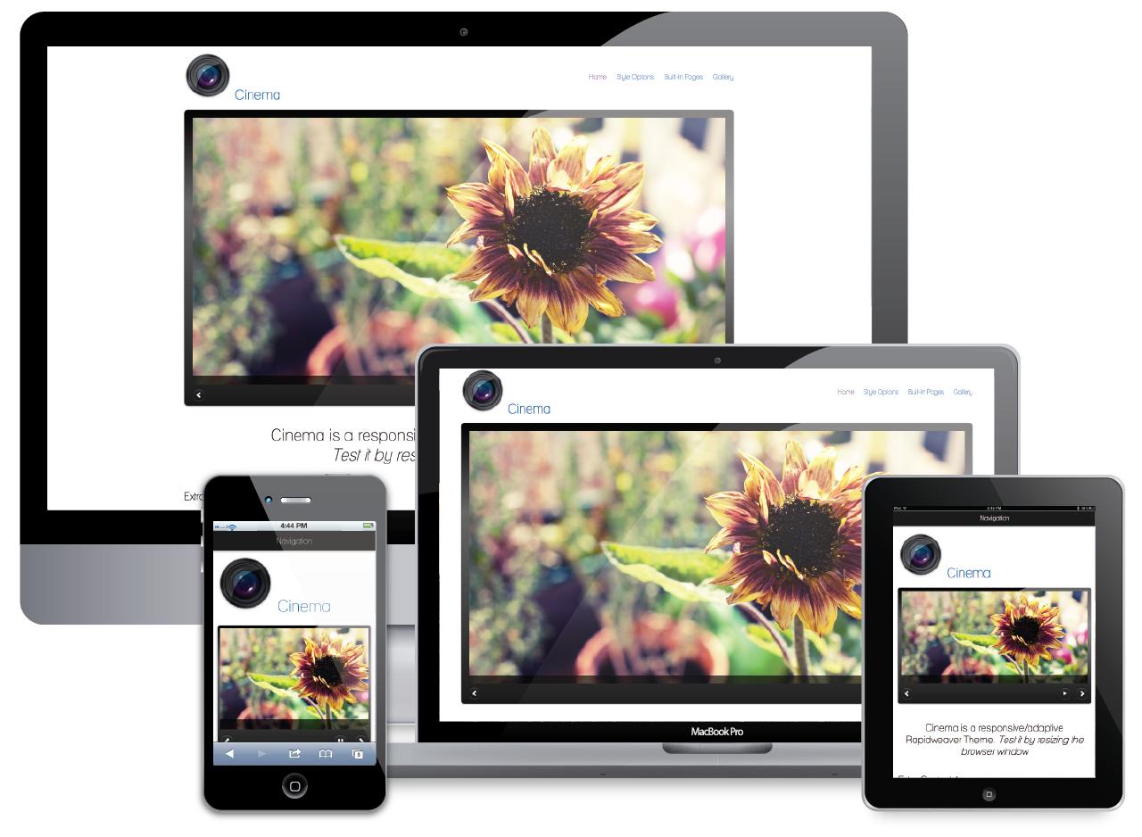 Desktop Tablet Mobile Image Laptop Tablet And Mobile